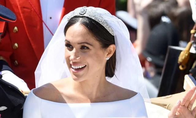 celebrity-inspired hairstyles for weddings: from meghan