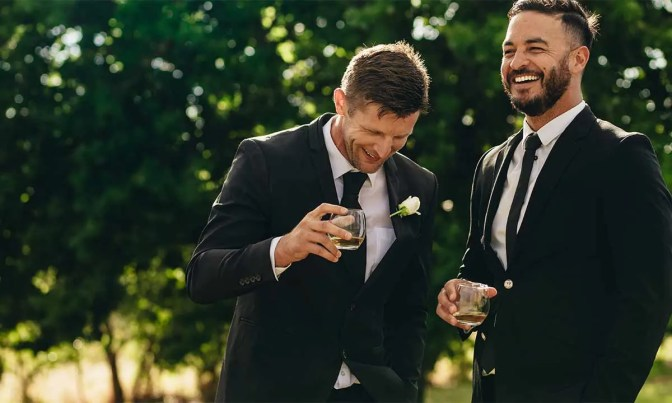 Best man duties: Everything you need to know | HELLO!