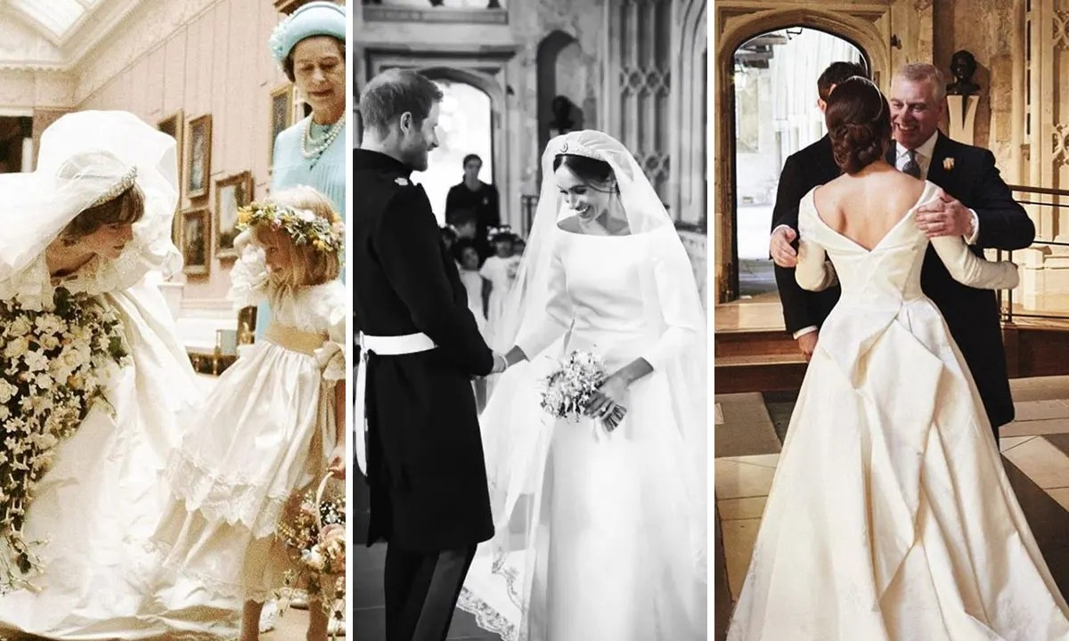9 behind-the-scenes royal wedding photos: From Kate