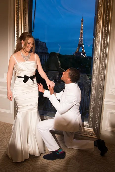 Mariah Carey and her loverboy Nick Cannon  a whirlwind