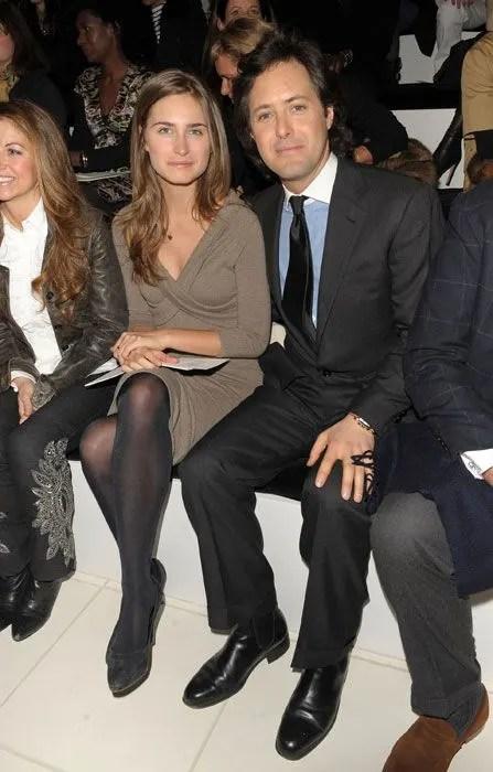 The wedding of Lauren Bush and David Lauren  Photo 1