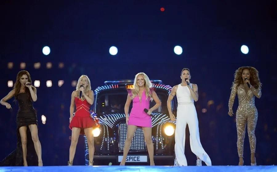Victoria Beckham Rules Out A Spice Girls Reunion