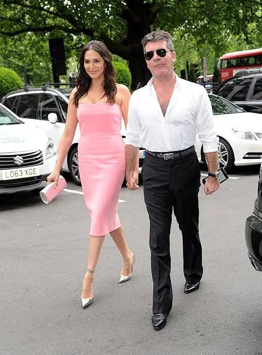 Simon Cowell Wants A Baby Girl With Lauren Silverman