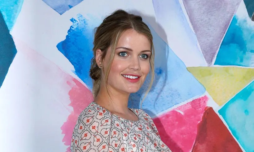 Lady Kitty Spencer On Her Special Memories With Aunt