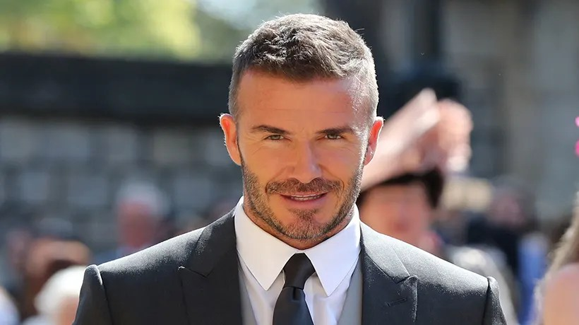 What Is Retired Footballer David Beckhams Net Worth HELLO