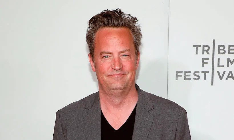 Friends star Matthew Perry rushed to hospital after suffering ...