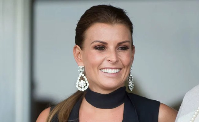 Coleen Rooney Reveals One Of Her Sons Is Unsure About