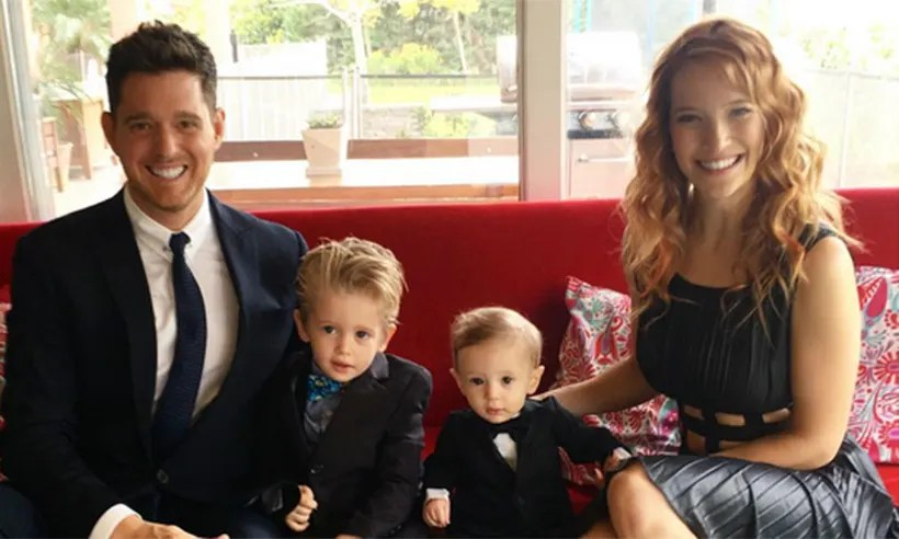 michael bublé opens up