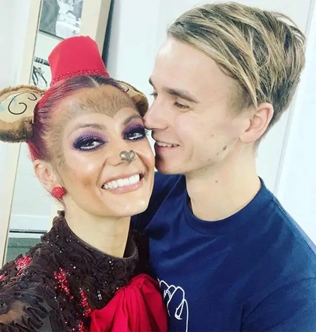 Dianne-Buswell-Joe-Sugg-strictly