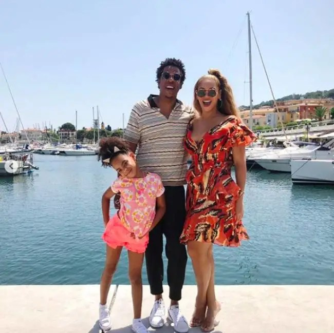 beyonce s daughter blue ivy stuns fans