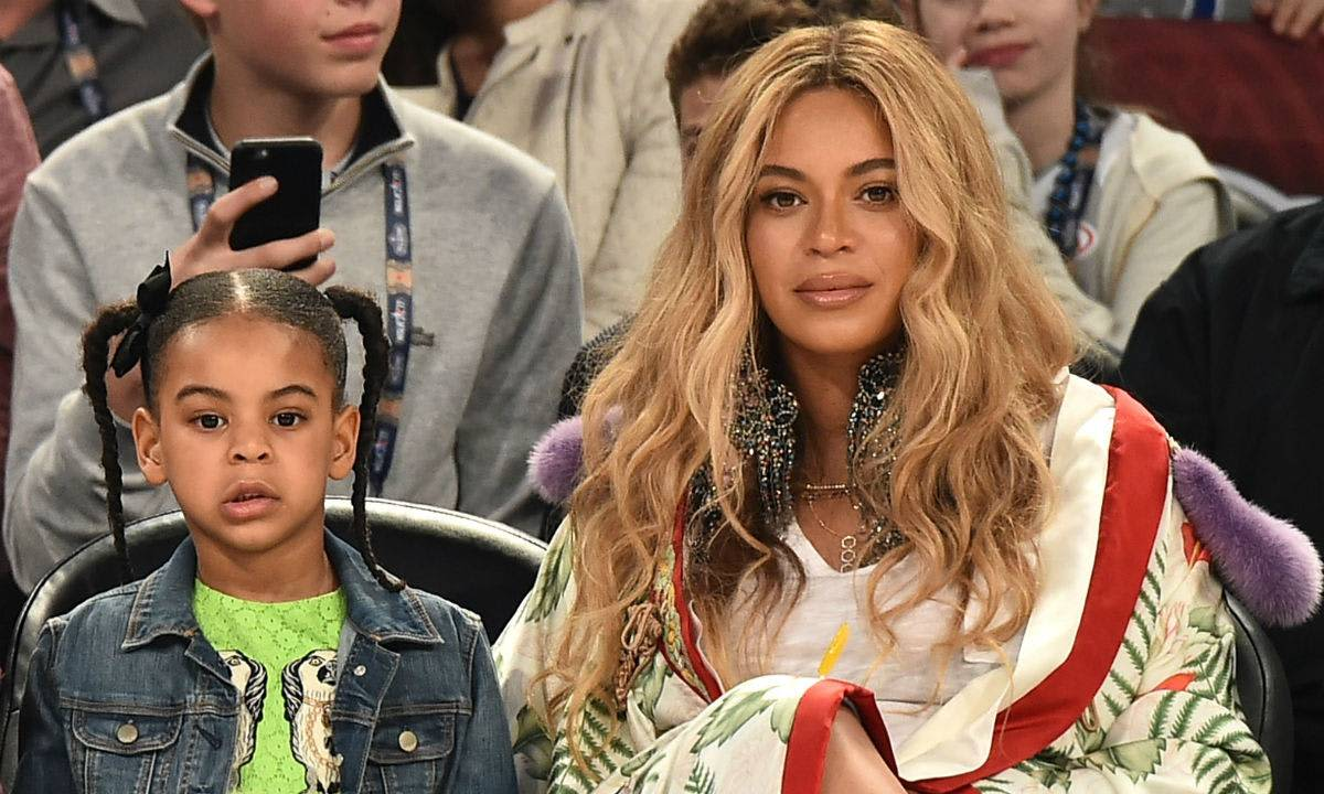 blue ivy beyonce baby
