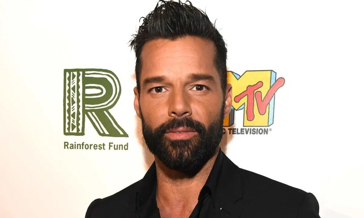 Ricky Martin: Latest News, Pictures & Videos - HELLO!