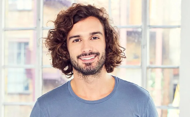 Joe Wicks Reveals Which Food He Can T Wait To Give His