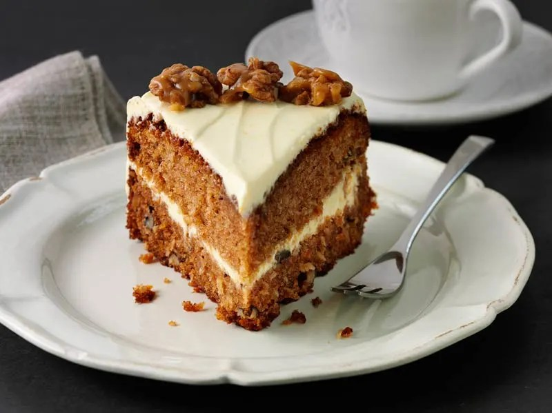 Carrot And Walnut Cake Recipe Hello