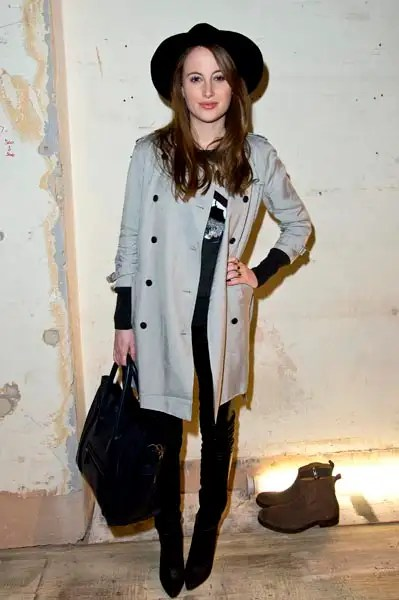 Rosie Fortescue From Made In Chelsea Chats To HELLO Online