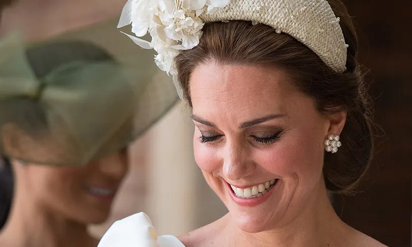 Loved Kate Middletons 4K earrings she wore to Prince