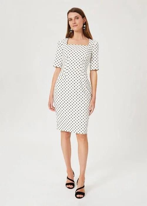 hobbs-polka-dress