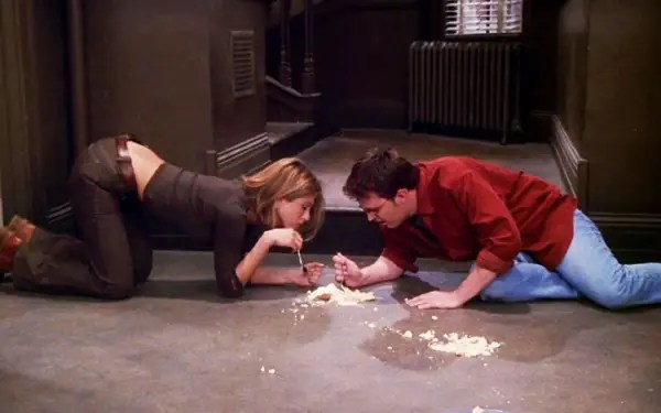 Tenth anniversary of last episodes of Friends