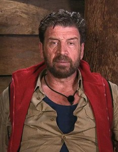 Nick knowles jungle also is now number one on itunes  but did he really play rh hellomagazine