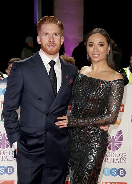 neil jones and wife katya