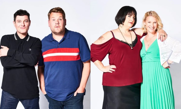 Gavin & Stacey: what the cast looked like then and now ...