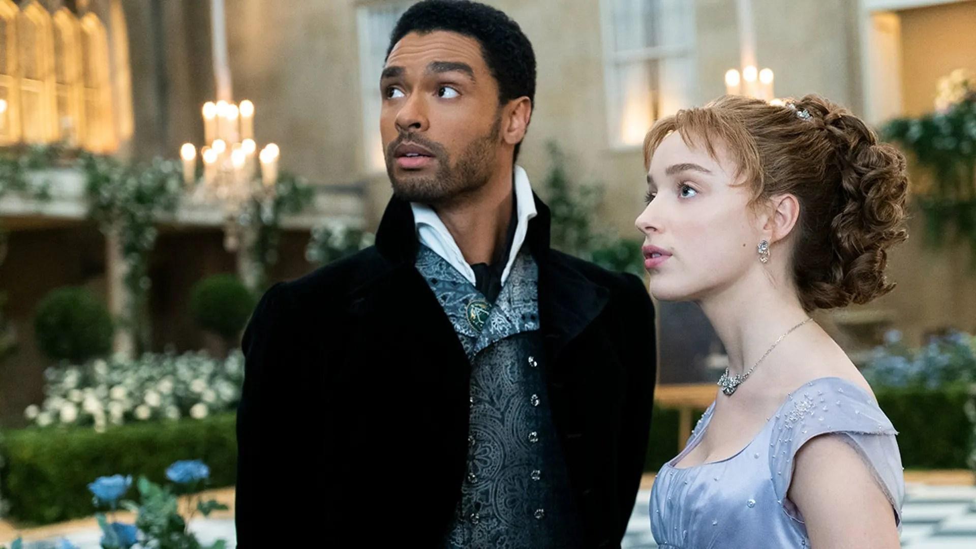 Bridgerton star Phoebe Dynevor breaks silence on co-star Rege-Jean Page romance