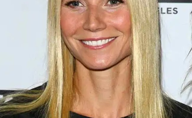 Gwyneth Paltrow Reveals Her Beauty Secrets Hello