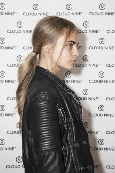 Cara Delevingne Brings Effortless Style To The Catwalks