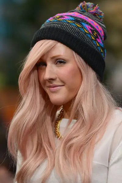 Celebrities Who Have Experimented With Pink Hair Photo 5