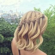 prettiest braids short