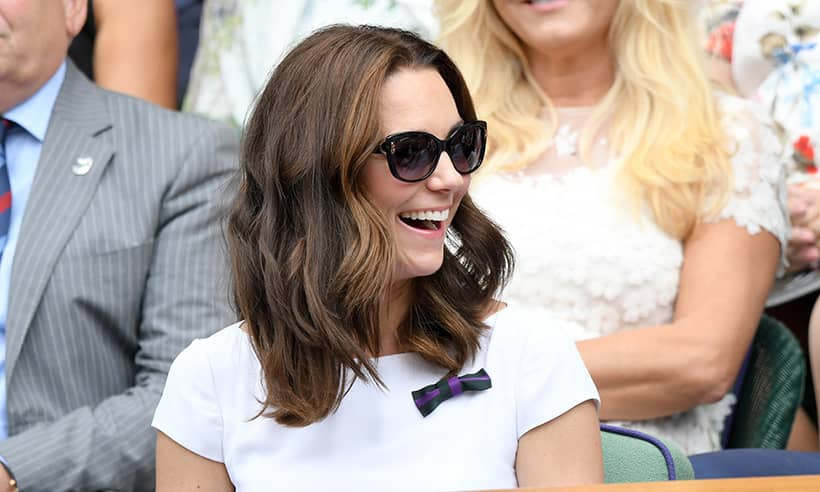 Why Kate Middleton Cuts Her Hair During Pregnancy