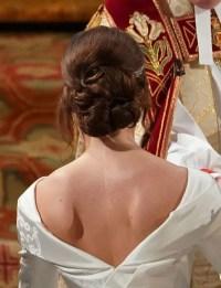 The bargain price of Princess Eugenie's wedding hair stylist