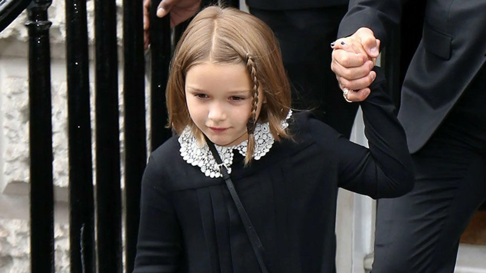 David Beckham Shares Gorgeous Photo Of Daughter Harper