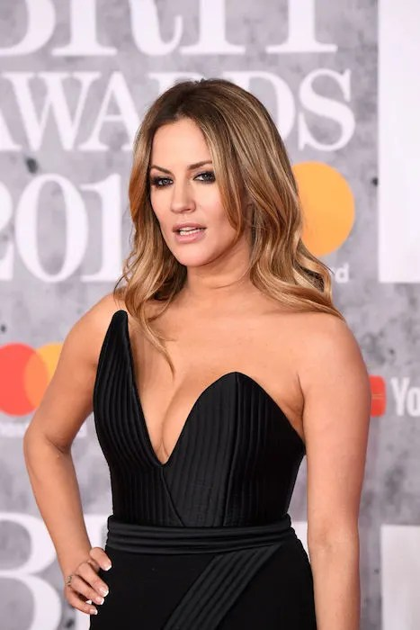 Bake Off Star Caroline Flack S Most Gorgeous Hairstyles