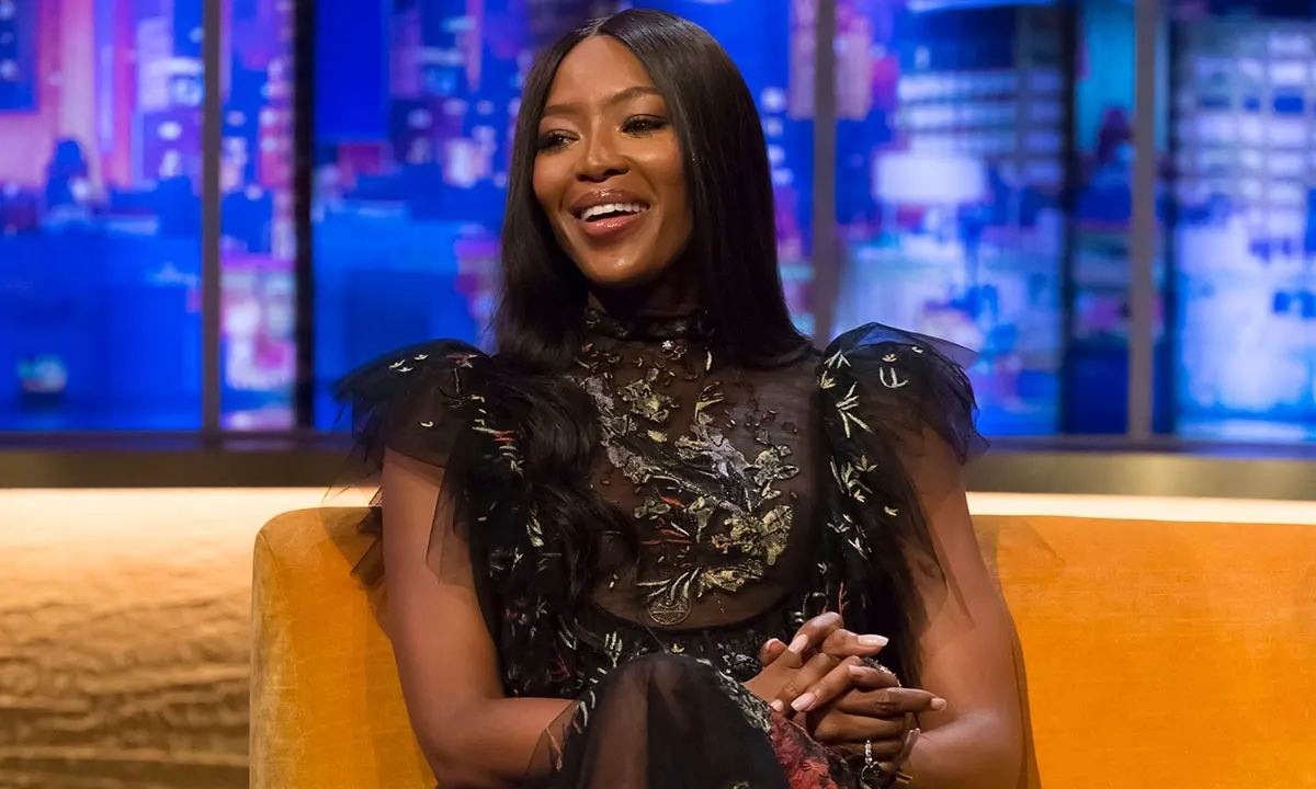 Naomi Campbell S Diet Secrets Plus The Workouts The 48