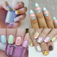 The best Easter nail art ideas