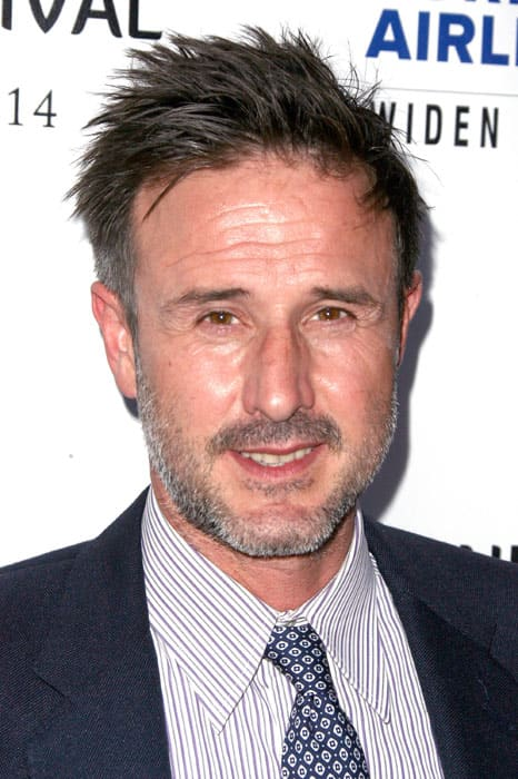 David Arquette Welcomes Baby Boy