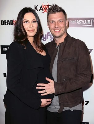 Image result for nick carter wife