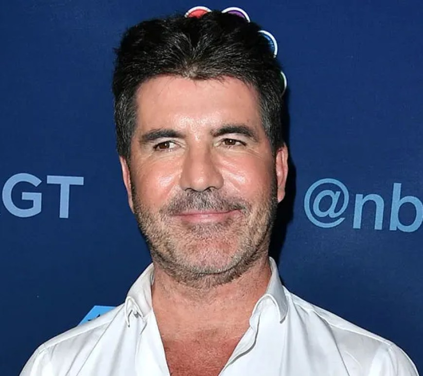 Simon Cowell Reveals Relationship Advice Hes Given Son Eric