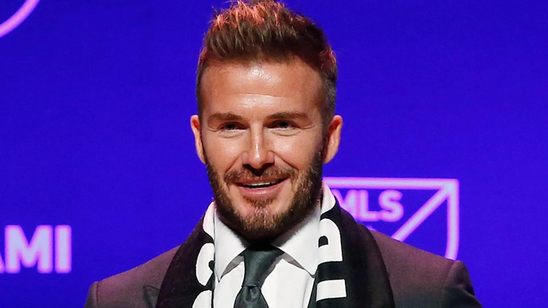 David Beckham New Haircut 2018 Haircuts Models Ideas