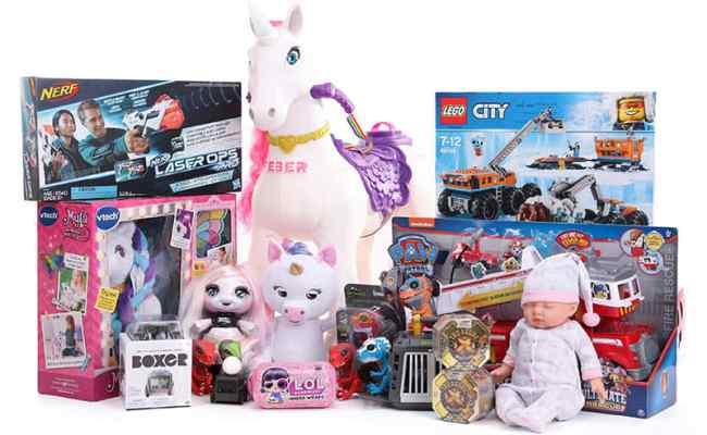 The Top Children S Toys For Christmas 2018 Revealed Hello