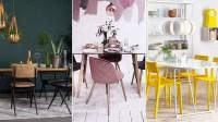 10 modern dining room dcor ideas for 2018