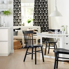 Small Kitchen Table Ideas Island Bench 10 Dining Room To Make The Most Of Your Space 1 Ikea Foldaway