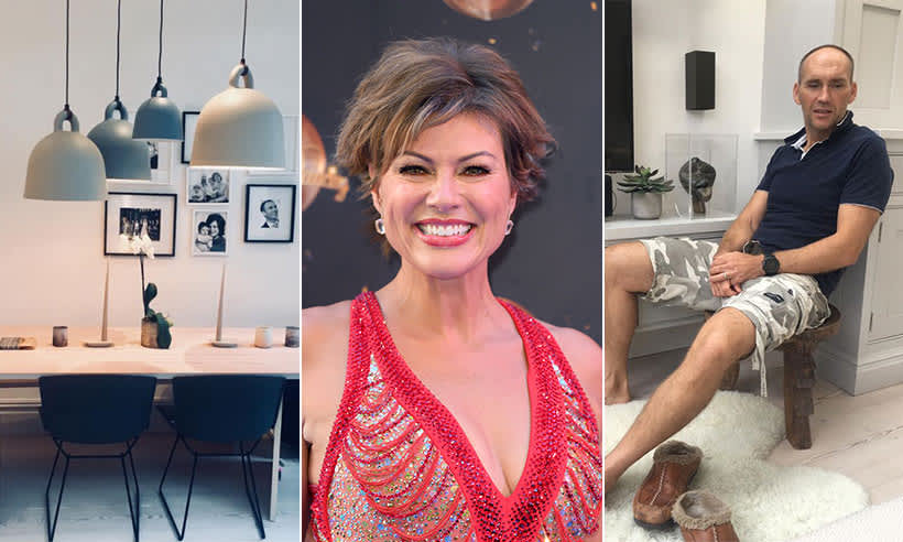 keen kitchen shoes american standard faucet a look inside strictly's kate silverton's home with ...