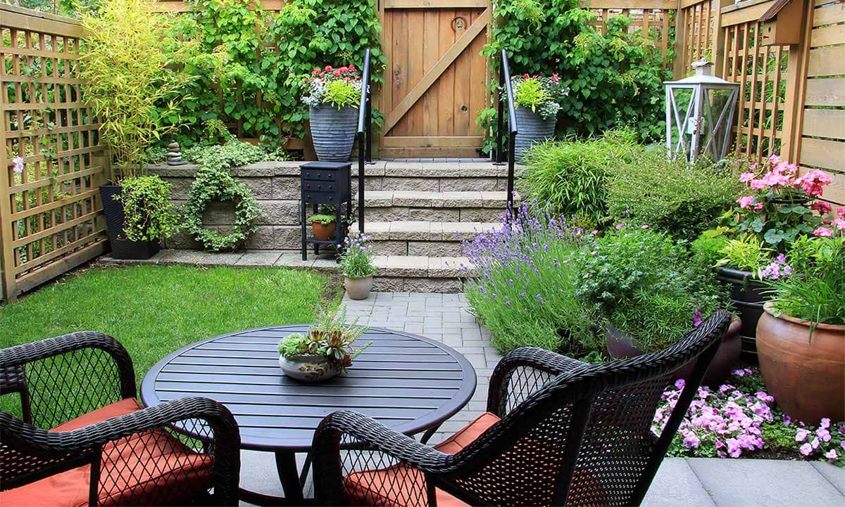 heatwave incoming 8 small garden ideas for a beautiful outdoor space