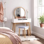 10 Dressing Tables That Can Double Up As A Work Desk Ikea Wayfair Next Hello