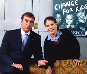 Image result for prince andrew 2001
