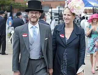 Palace Refutes Claims Caroline And Husband Are Heading For