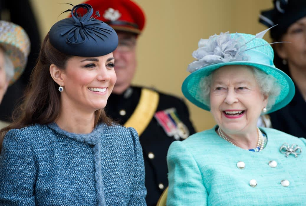 The Queens Cousin Speaks On How Prince William And Kate Will Bring Up The Royal Baby Photo 2