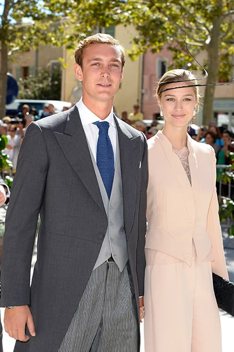 Pierre Casiraghi and Beatrice Borromeo is a wedding on
